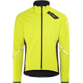 Löffler WS Warm Softshell Bike Jacke Herren 1 Hellgrün